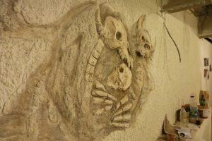 Бургас - декоративна мазилка