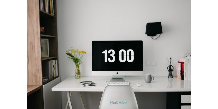 Бъдете енергични и на работното си място. Вижте предложенията на Healthydesk