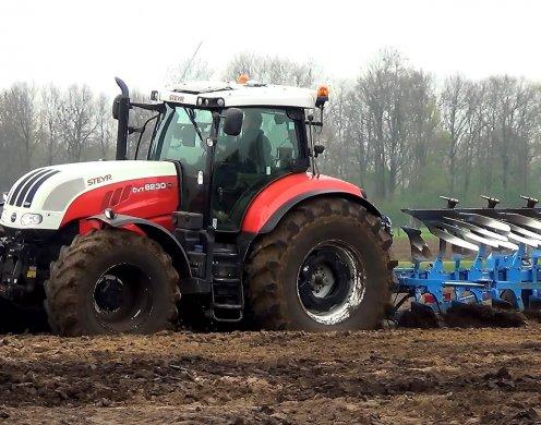Защо да се доверим на съвременната селскостопанска техника?