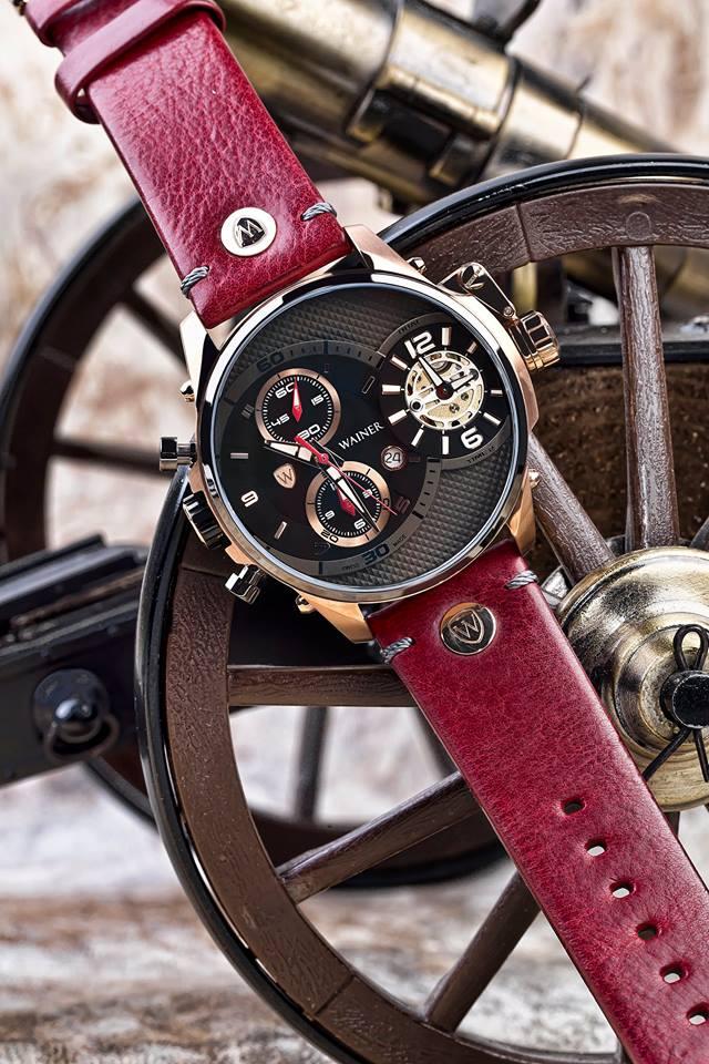 Със швейцарски часовник на ръка, модерната визия ще се превърне в сбъдната мечта!