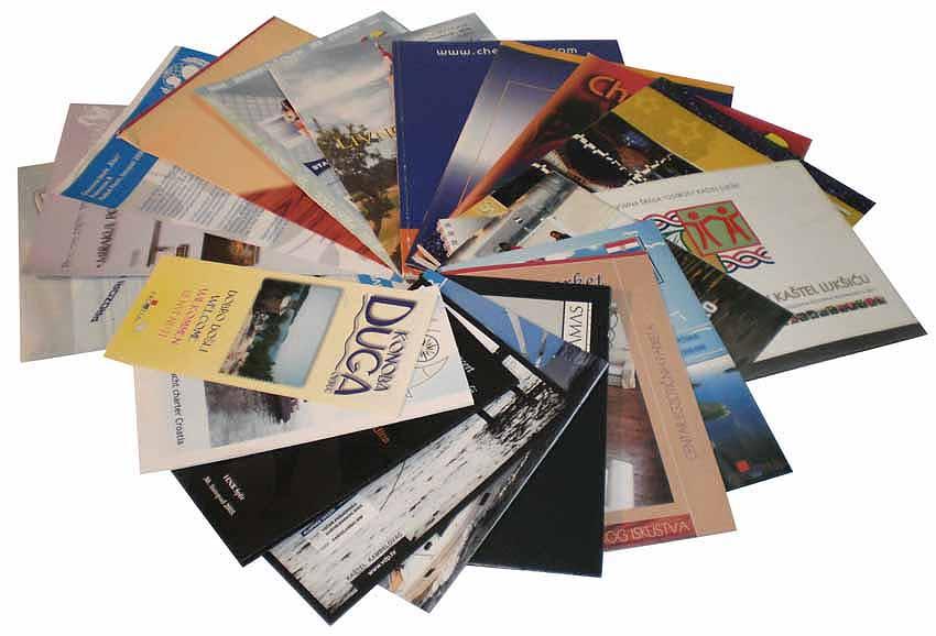 Печат на каталози – презентирайте бизнеса си с качествени рекламни материали
