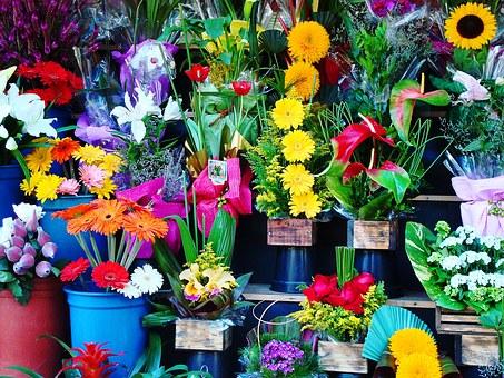 Започнете търговия с цветя през пролетта!