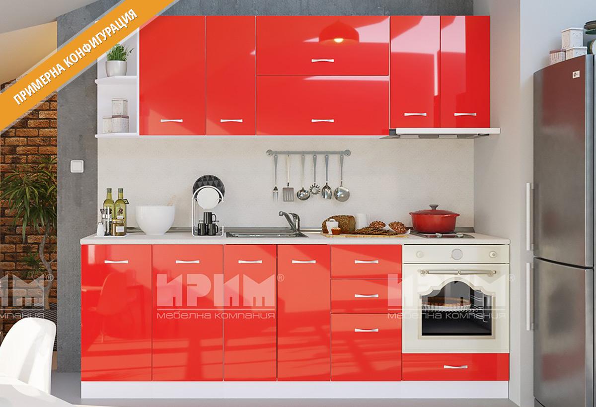 С какво кухненските модули от Арена привличат интереса ни