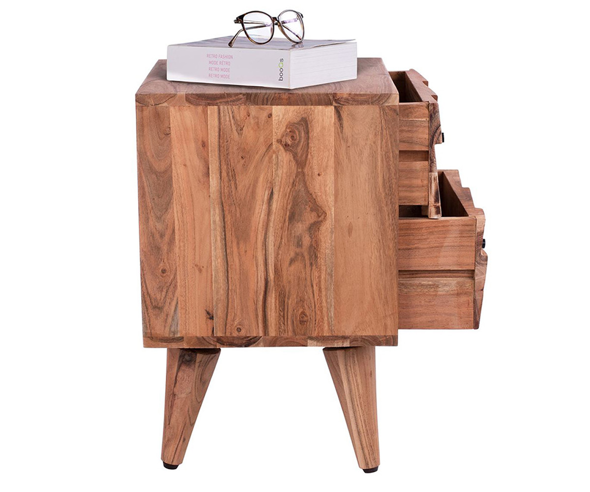 Защо размерите на нощните шкафчета са толкова решаващи за спалния интериор