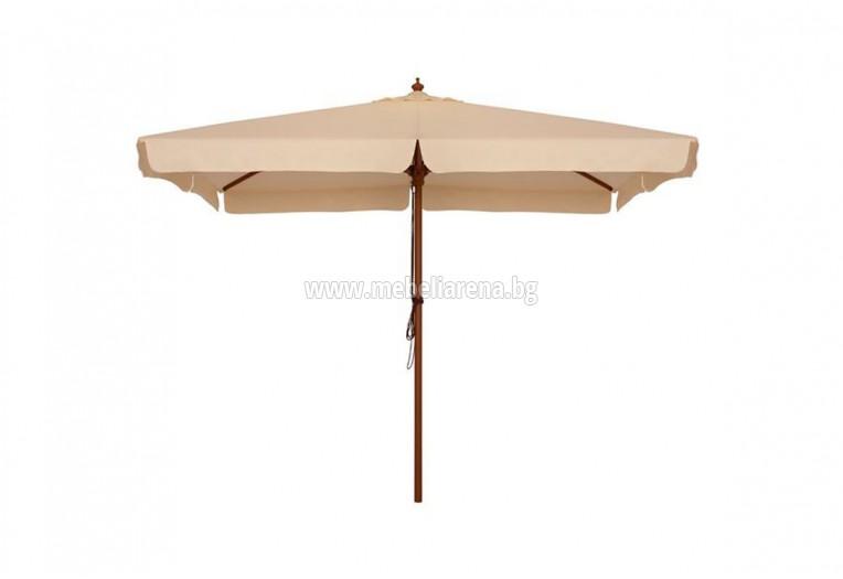 Големите градински чадъри – как да определим нужния размер