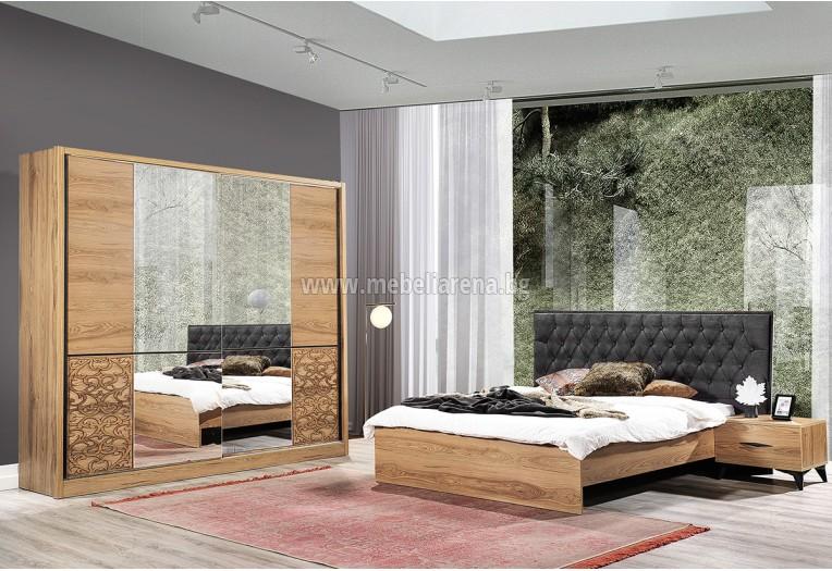 Спалня с матрак – удобството да пазаруваш комплексно
